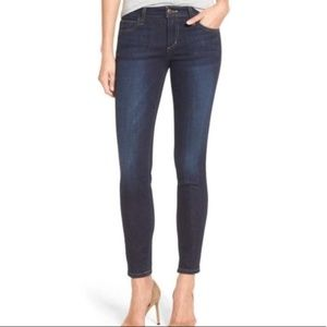 Joe Jeans Classic Blue Ankle Skinny Jeans